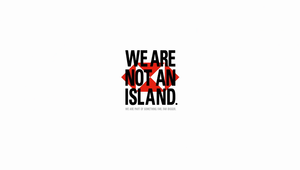 We Are Not An Island case