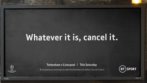 BT Sports - Whatever It Is, Cancel It