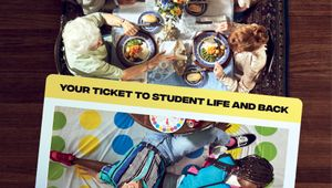 Irish Rail - Ticket to Student Life