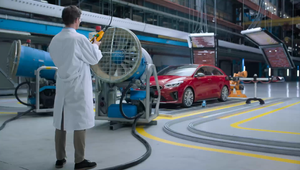KIA 7 Years in 7 Seconds Making Of