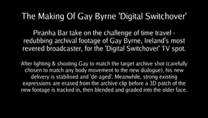 The Making of Gay Byrne Digital Switch