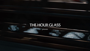 THE HOUR GLASS - Daniel Arsham