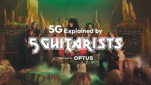 Optus - 5G Explained by 5Guitarists
