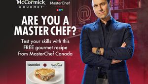 McCormick Gourmet Puts Foodies to the Master Chef Test