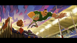 ITV - Rise for the Rugby World Cup