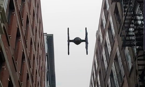 Samsung Galaxy - Tie Fighter