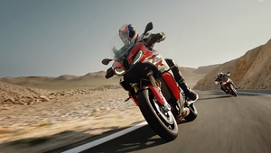 BMW motorcycle TVC - Never Stop Challenging!