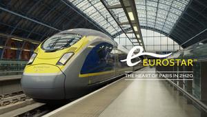 Engine - Eurostar