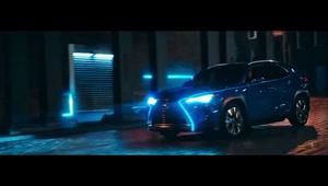 Lexus UX300 e TVC