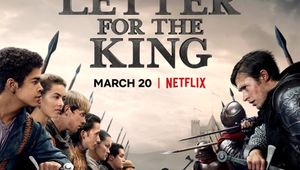 BLIND PIG BEAT COVID-19 WITH NETFLIX: LETTER FOR THE KING