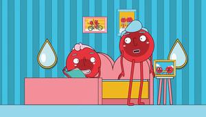 Blood Surrogates