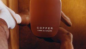 Comme Des Garcon Copper Fragrane