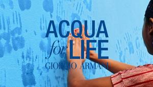 Giorgio Armani Acqua for Life Nepal by Viviane Sassen