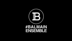 #BalmainEnsemble x Chloe x Halle by Carlota Guerrero