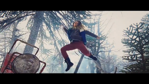Snowbrawl Commercial - Apple