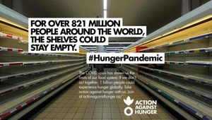 #HungerPandemic