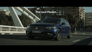 Volkswagen | The New Passat – Feel Free to be Busy