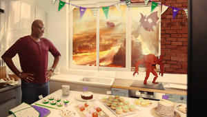 AMV BBDO - Macmillan Coffee Morning