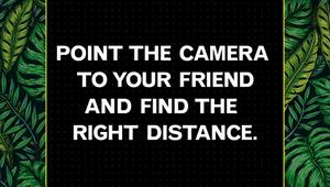 BACARDÍ - '1m Plus' Distancing Snapchat Lens