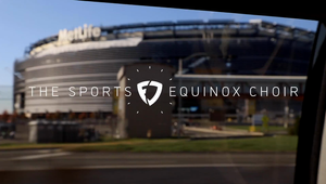 FanDuel Sports Equinox Choir JETS GAME