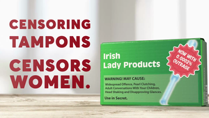 TBWA\Dublin - Irish Lady Products