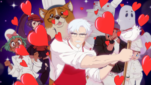 I Love You Colonel Sanders: A Finger Lickin' Good Dating Simulator Trailer