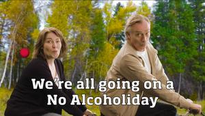 Drink Aware - No Alcholidays