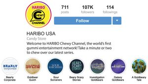 HARIBO: Chewy Channel