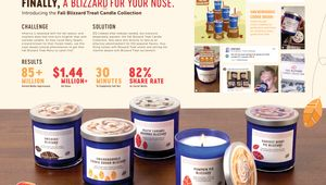 DQ: Blizzard Candles