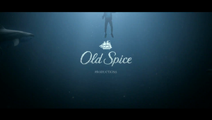 Old Spice 'The Smell That Never Dies'