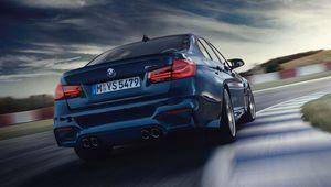 BMW M3 by Anton Watts