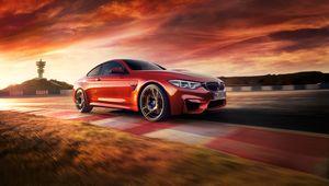 BMW M4 by Anton Watts