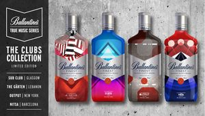 Ballantine's - The Clubs Collection