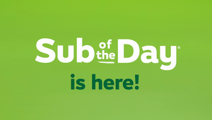 Subway - Sub of the Day