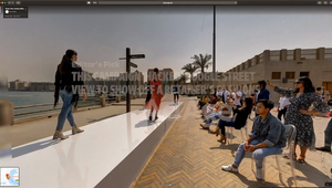 Google Street Fashion Show