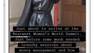 Woman's Worth Summit - Social