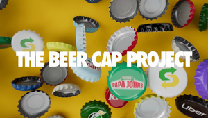 The Beer Cap Project