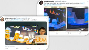 ITV Kids Create - Social Sentiment