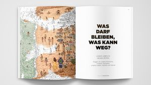 ZEIT - What can stay, what can go? (Juli/August 2020)