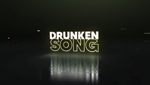 DRUNKEN SONG VIDEO CASE