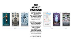 Absolut Lockdown Social