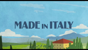 Made In Italy (Trailer - 2020)