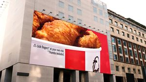 KFC 'The Worlds Least Appropriate Slogan'