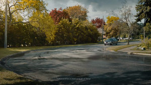 Suburban Drift