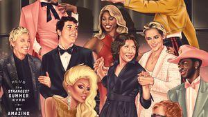 Entertainment Weekly - Pride 2020