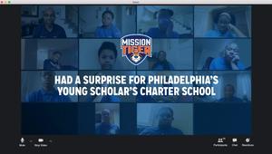 Kellogg's - Mission Tiger: School Surprise