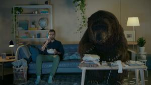 Bench 'Bear'