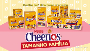 Cheerios - Family Size Cheerios
