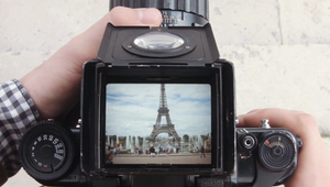 Paris Through Pentax