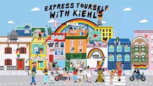 Kiehl's - Pride 2020